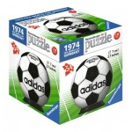 Ravensburger-11937-02 Puzzle-Ball 3D - 1974 Fifa Word Cup