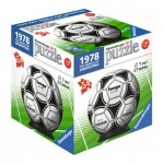 Ravensburger-11937-03 Puzzle-Ball 3D - 1978 Fifa Word Cup