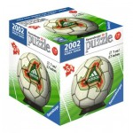 Ravensburger-11937-09 Puzzle-Ball 3D - 2002 Fifa Word Cup