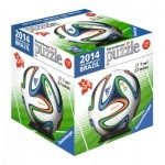 Ravensburger-11937-12 Puzzle-Ball 3D - 2014 Fifa Word Cup
