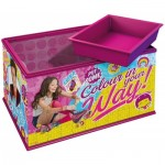 Ravensburger-12090 Puzzle 3D - Girly Girls Edition - Coffret : Soy Luna