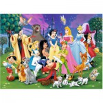 Puzzle  Ravensburger-12698 Favoris Disney