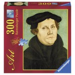 Puzzle  Ravensburger-13954 Portrait de Martin Luther