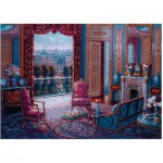 Puzzle  Ravensburger-14886 The Sitting Room