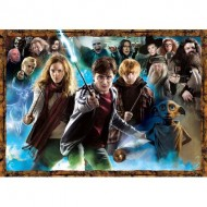 Puzzle  Ravensburger-15171 Harry Potter (TM)