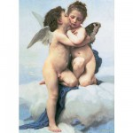 Puzzle  Ravensburger-16228 William Bouguereau : Les anges