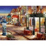 Puzzle  Ravensburger-16244 Un Coin Secret à Paris
