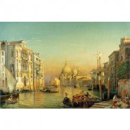 Puzzle  Ravensburger-17035 Grand Canal