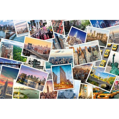 Puzzle Ravensburger-17433 New York