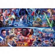Puzzle  Ravensburger-17827 Star Wars