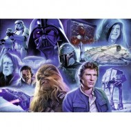 Puzzle  Ravensburger-19764 Star Wars Collection 2