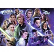 Puzzle  Ravensburger-19888 Star Wars: Limited Edition 7