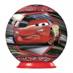 Ravensburger-79936-11920-01 Puzzle Ball 3D - Cars 3