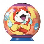 Ravensburger-79936-11922-02 Puzzle-Ball 3D - Yo-Kai Watch