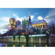Puzzle  Deico-Games-76069 Notre Dame de Paris, France