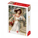 Puzzle  Deico-Games-77608 Emile Vernon - The Flower Garden