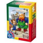 Dtoys-60471-PV-08 Mini Puzzle : Pinocchio