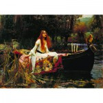 Puzzle  Dtoys-72757-WA01-(72757) Waterhouse John William : The Lady of Shalott