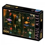 Puzzle  Dtoys-77424 Klee Paul : Fish Magic