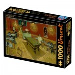 Puzzle  Dtoys-77707 Van Gogh Vincent - The Night Café