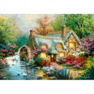 Puzzle  Clementoni-31812 Country Retreat