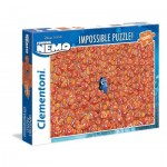 Clementoni-39359 Puzzle Impossible - Finding Dory