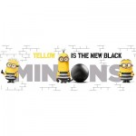 Puzzle  Clementoni-39409 Minions - Yellow is the New Black
