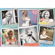 Puzzle  Trefl-10529 Collage - Marilyn Monroe