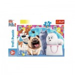 Puzzle  Trefl-14296 Pièces XXL - The Secret Life of Pets 2