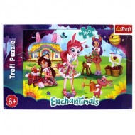 Puzzle  Trefl-15361 Enchantimals
