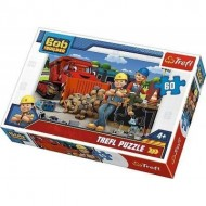 Puzzle  Trefl-17300 Bob The Builder