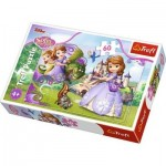 Puzzle  Trefl-17313 Sofia the First