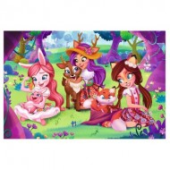 Puzzle  Trefl-17318 Enchantimals