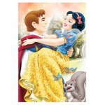 Trefl-19539 Mini Puzzle - Disney Princesses