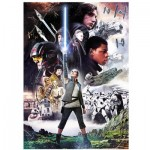 Puzzle  Trefl-37273 The Last Jedi - Star Wars VII
