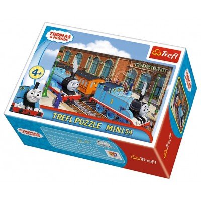 Trefl-54148-19549 Mini Puzzle - Thomas & Friends
