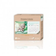 Pintoo-H1598 Puzzle en Plastique - A Chilly Day
