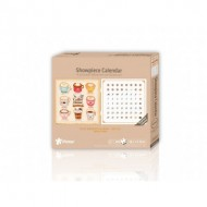 Puzzle  Pintoo-H1707 Calendrier Showpiece - Coffee Time