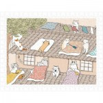 Puzzle  Pintoo-H2216 Ms. Cat - Housework Day