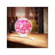 Pintoo-J1011 Puzzle 3D - Sphere Light - Love