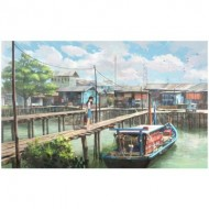 Puzzle  Pintoo-PH1011 The Fishing Boat