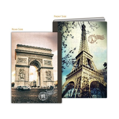Pintoo-Y1013 Puzzle Cover - France