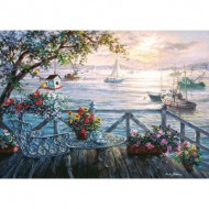 Puzzle  Art-Puzzle-4463 Treasures of the Sea