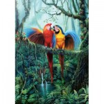 Puzzle  Art-Puzzle-5022 Love in the Forest