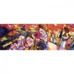 Puzzle  Art-Puzzle-5352 The Colors of Jazz