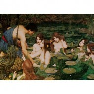 Puzzle  Art-Puzzle-5377 Hylas And The Nymphs, 1896