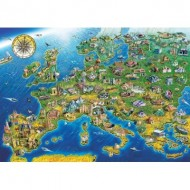 Puzzle  Art-Puzzle-5484 Wonders of The World