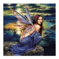 Puzzle  Dino-54901 Butterfly Fairy