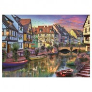 Puzzle  Dino-56123 Romantic Early Evening
