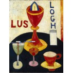 Puzzle  Grafika-00248 Marsden Hartley : Handsome Drinks, 1916